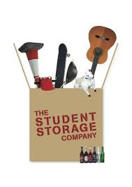 Sponsored by The Student Storage Company