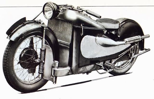 1928 AJW 'Super Four' | AJW 'Super Four' | Vintage Motorcycles | Rare Motorcycles | 4 cylinder Motorcycle
