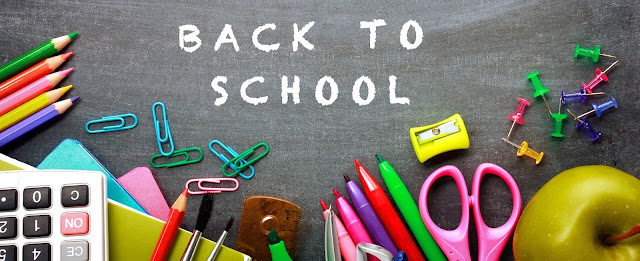 Beauty Begins with Biscotti: Back to School