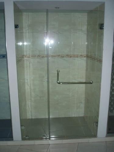 Trabajos de herreria cristaleria y aluminio for Pasamanos para ducha