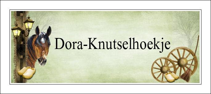 Dora-knutselhoekje