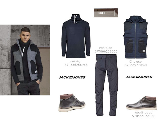 Look Core Jack&Jones