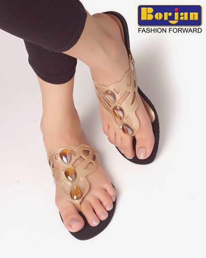 Flat Slippers 2014