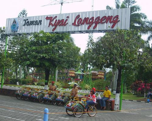 Taman Kyai Langgeng, Paduan Wisata dan Pendidikan di Kota Magelang