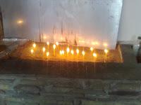 Τα κεριά καίγονται ή λιώνουν