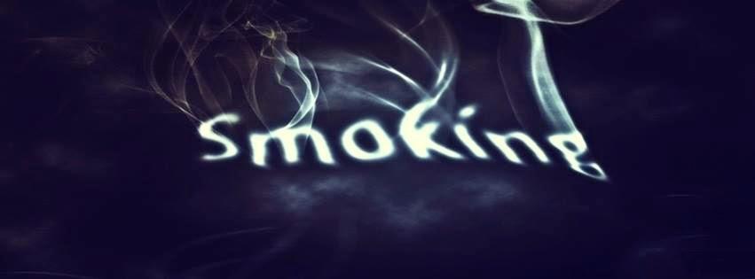 Ảnh bìa hút thuốc cho Facebook đẹp chất cho nam