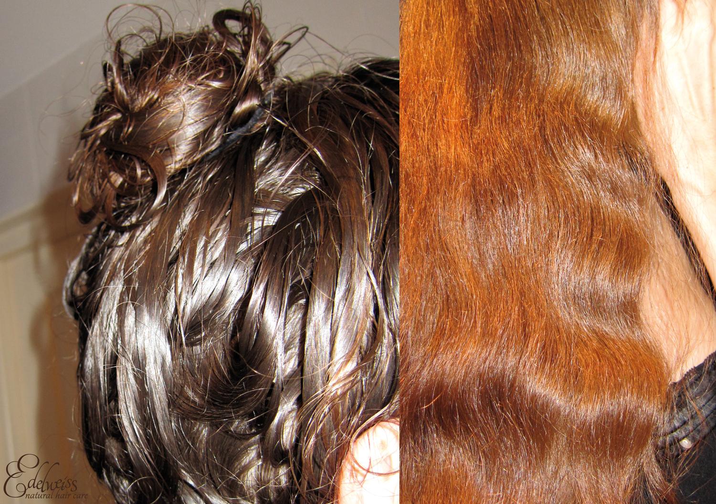 Eclaircissant cheveux naturel miel