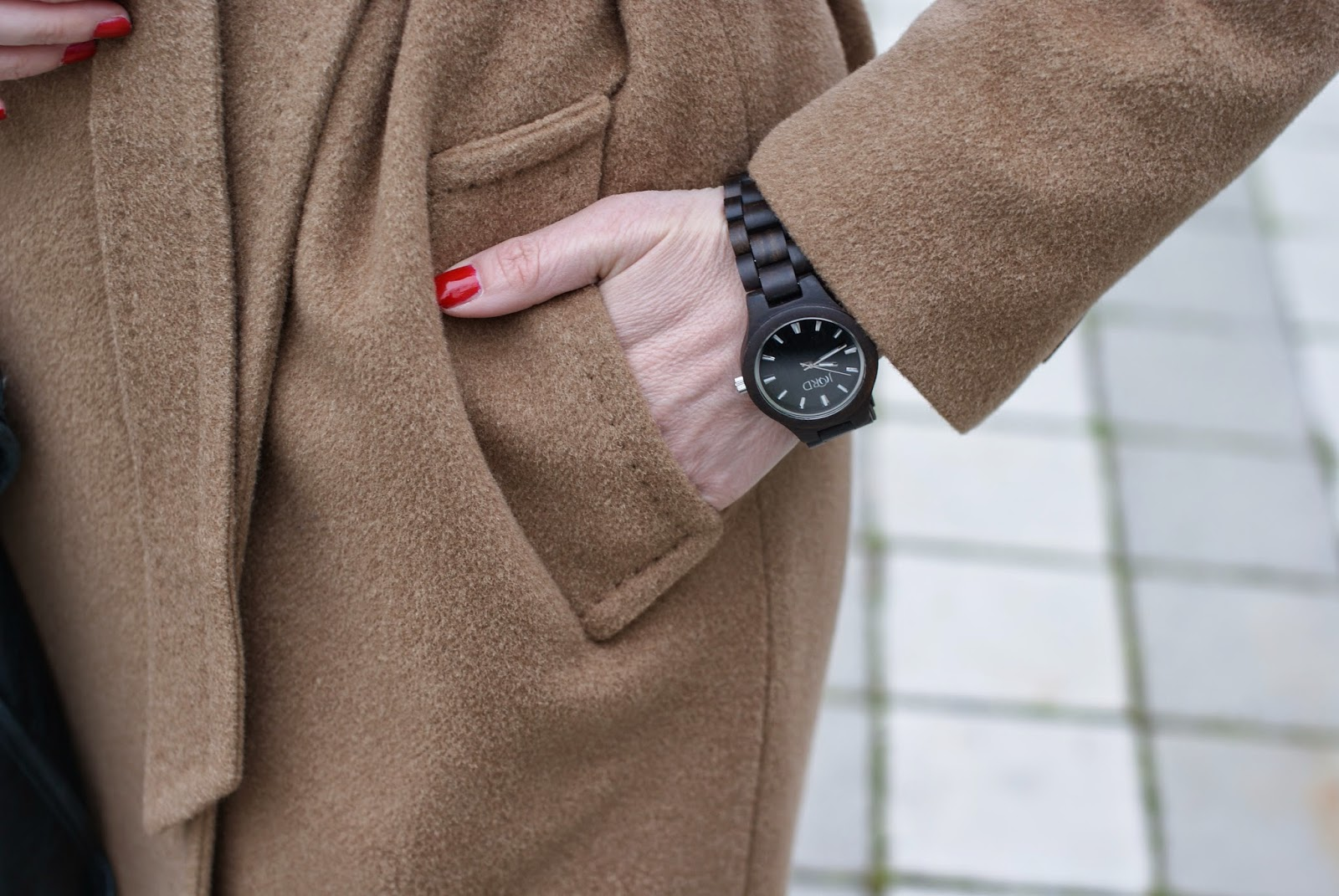 Jord watch worn on Fashion and Cookies fashion blog, fashion blogger italiana