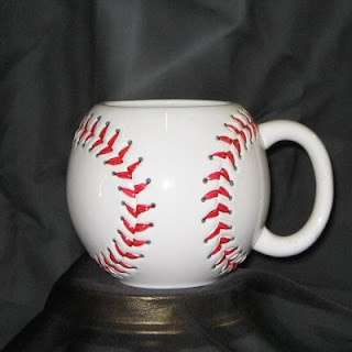 Buy a Ceramic Baseball Mug