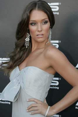 Erin McNaught Diamond Chandelier Earrings