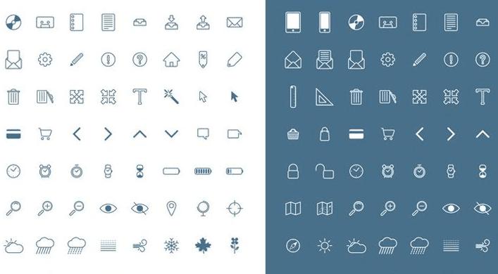 Free Icons (PSD,AI,Webfont)