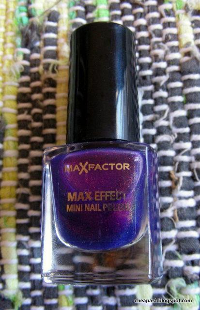 Max Factor Fantasy Fire