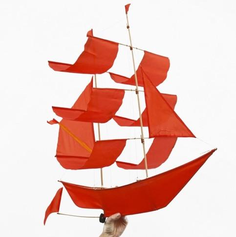 sail ship kites