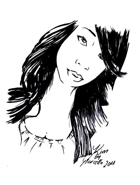 Sketch: Kim