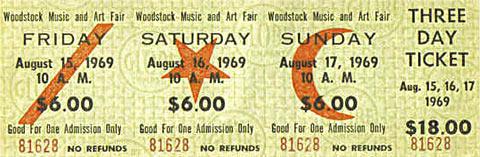 essays on woodstock 1969