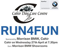 Popular 4 mile race organised by Clonmel AC...Wed 27th Apr