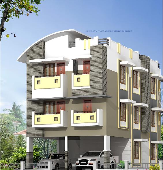 contoh desain apartemen mini atau kos kosan design rumah