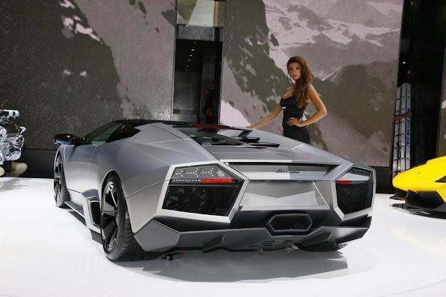 10 Mobil Sport Mainan Juragan Minyak