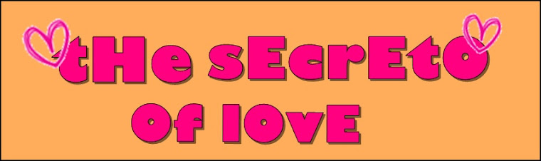 tHe SeCrEtO Of lOvE