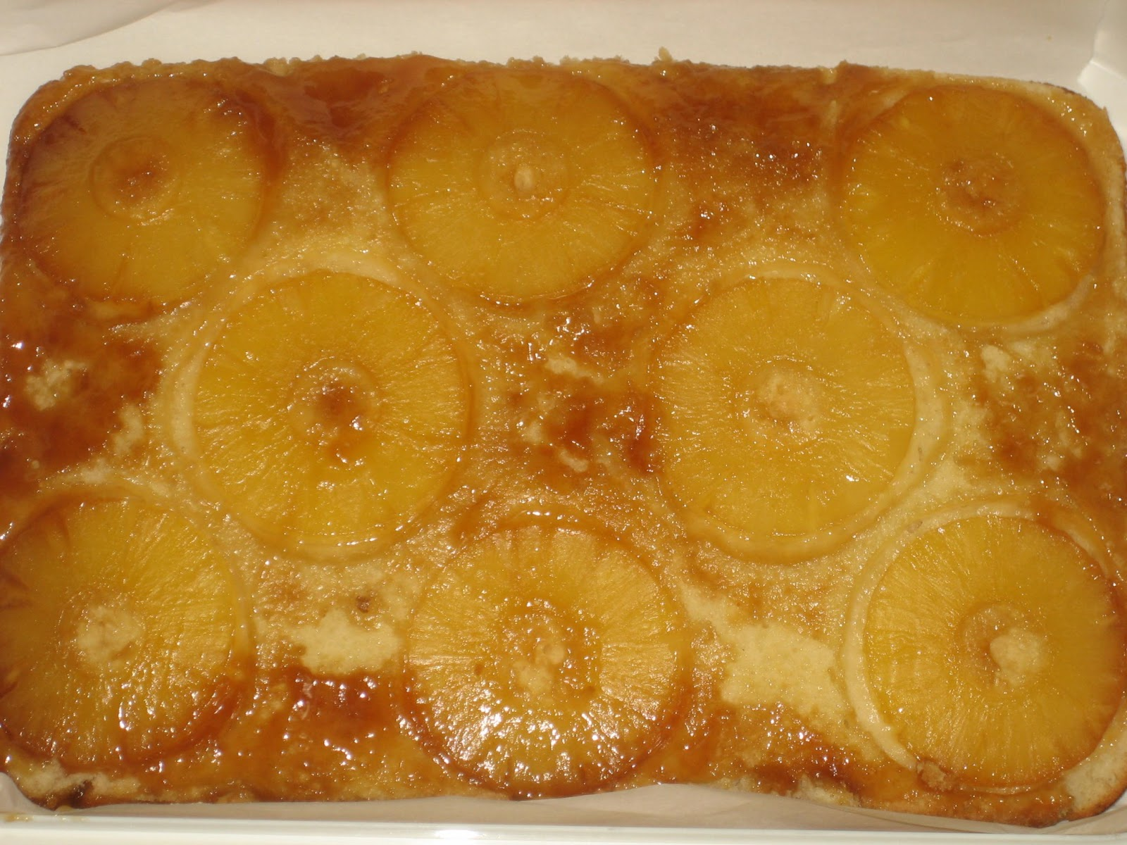 pineapple upside down cake pineapple upside down cake is one of those ...