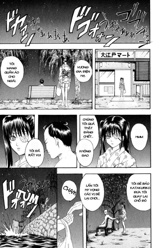 Gintama Chap 128
