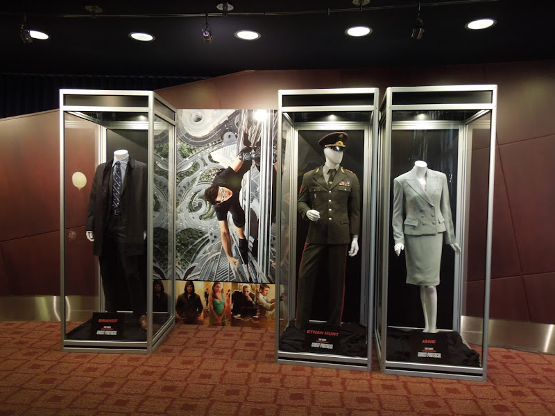 Mission Impossible 4 movie costumes