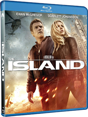 The Island (2005) Blu Ray Rip 1 GB movie poster, The Island (2005) Blu Ray Rip 1 GB dvd cover, The Island (2005) Blu Ray Rip 1 GB dvd cover poster, The Island blu ray movie poster
