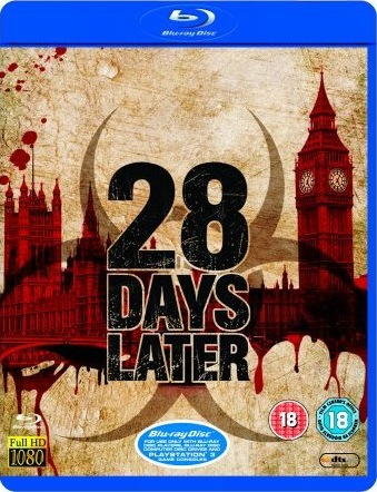 Hindi Dubbed Horror 28 Days Latr 2002 Dual Audio BRRip 480p 300MB