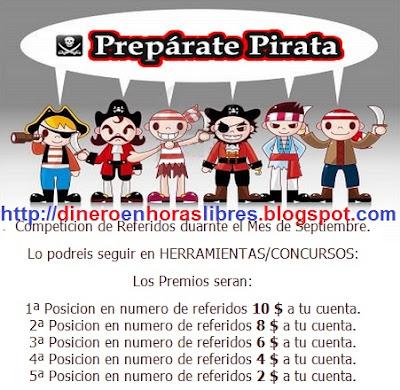 visitas pirata genera trafico viral