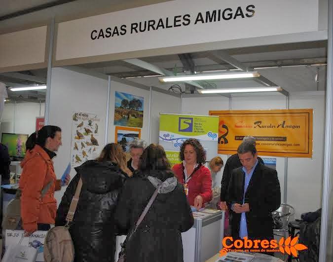 Casas Rurales Amigas presente en FIO