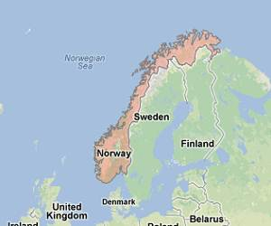 Norway_google_map