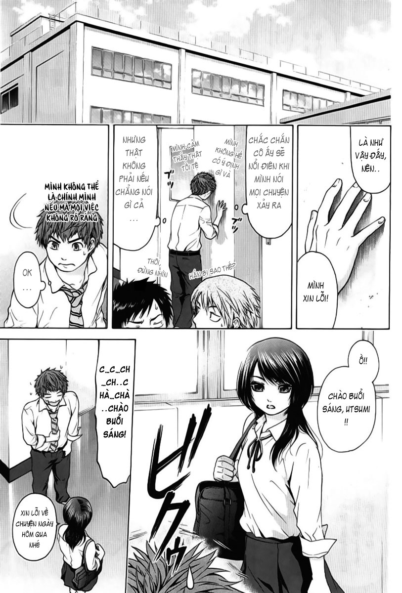 Good Ending Chap 8 - truyen Good Ending online