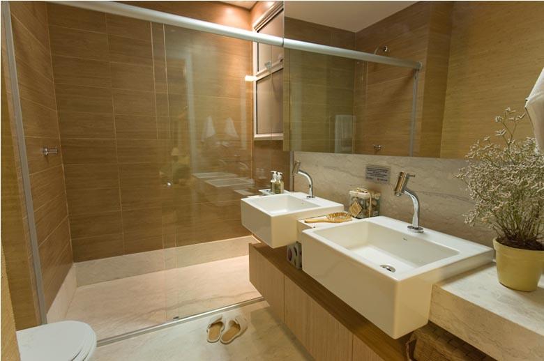 JOANILSON MACHADO IMÓVEIS IN MARE BALI  RESIDENCIAL RESORT -> Banheiro Com Banheira Metragem