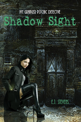 Shadow Sight (Ivy Granger, Psychic Detective #1) urban fantasy by E.J. Stevens