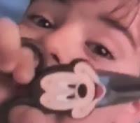 Propaganda da Tesourinha do Mickey e da Minnie da Mundial - Anos 90