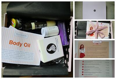 Glossy Box Otoño Octubre 2012