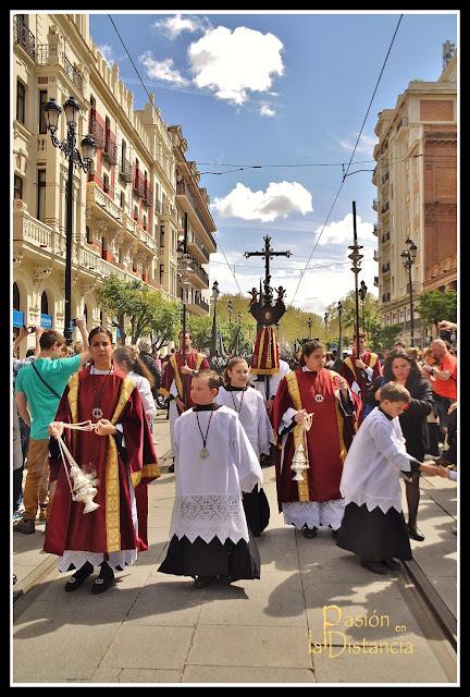 Cruz de Guía Hermandad del Sol Sevilla 2013