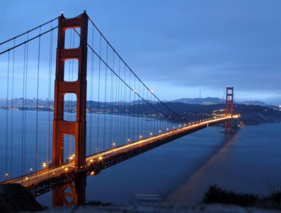 Golden Gate - San Francisco - que visitar