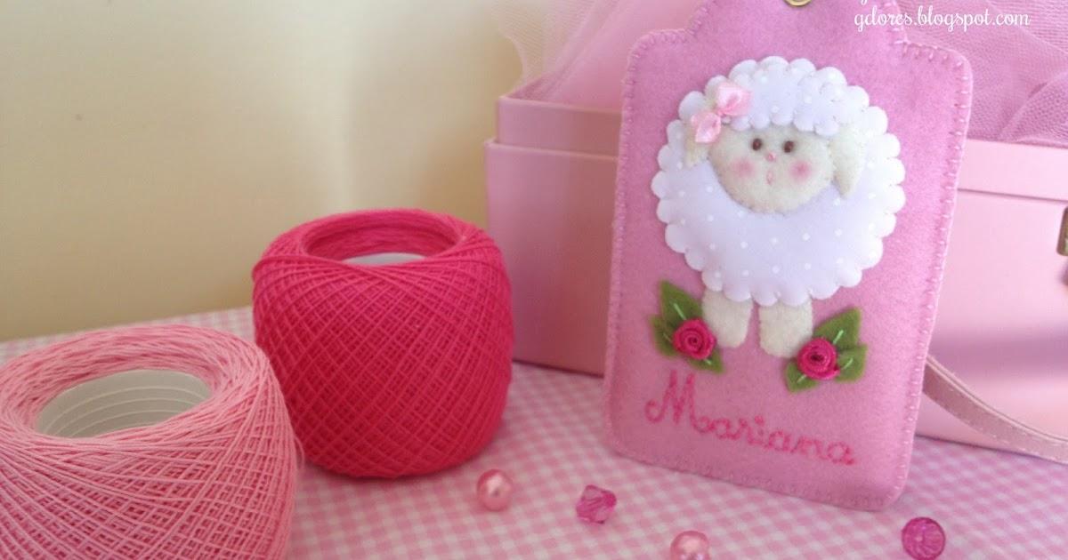 em tons de rosa gracinhas artesanato