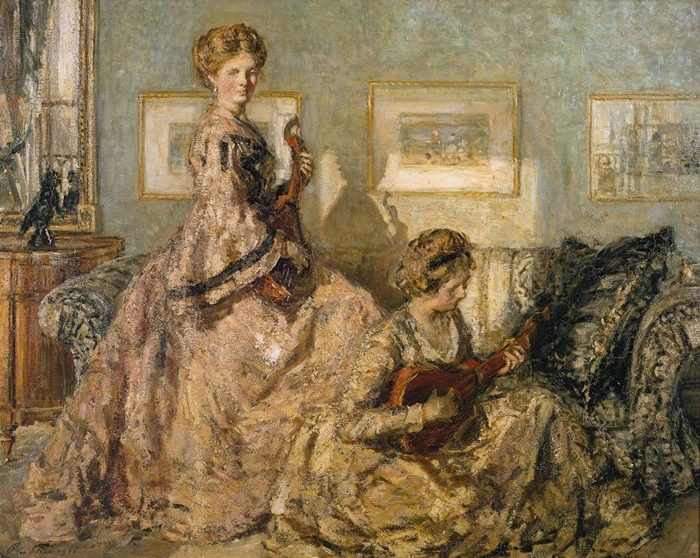 Philip Wilson Steer 1860-1942 | British Impressionist painter
