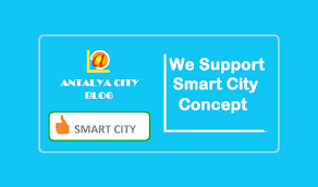 We Support Smart City Concept