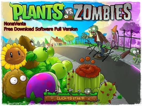 Plants vs Zombies Portable PC Game