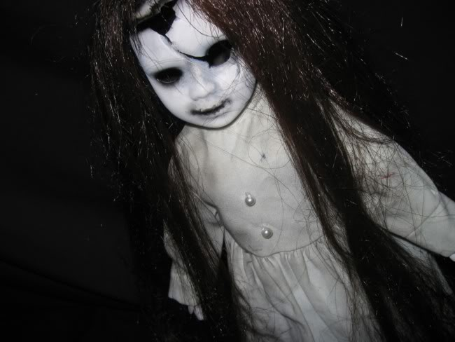 Creepypasta: Creepy Doll
