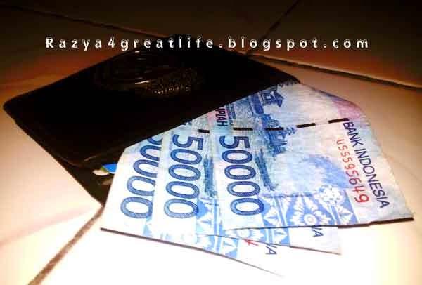 Uang, Rupiah, Money, 50 ribu, dompet, uang saku