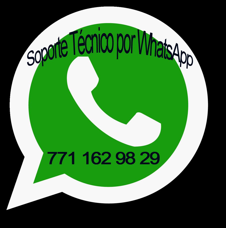 Soporte Técnico por WhatsApp