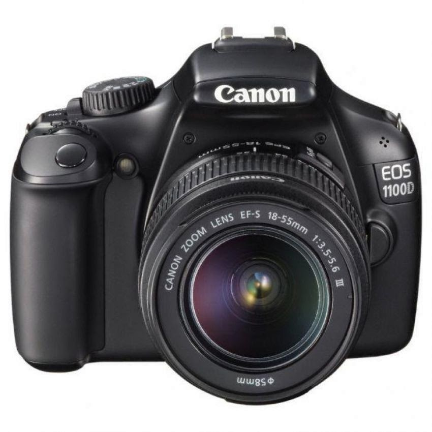 Jual Murah Canon Digital Camera EOS 1100D