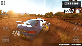 Game Rally Racer Drift Mod Apk Unlimited Money Terbaru
