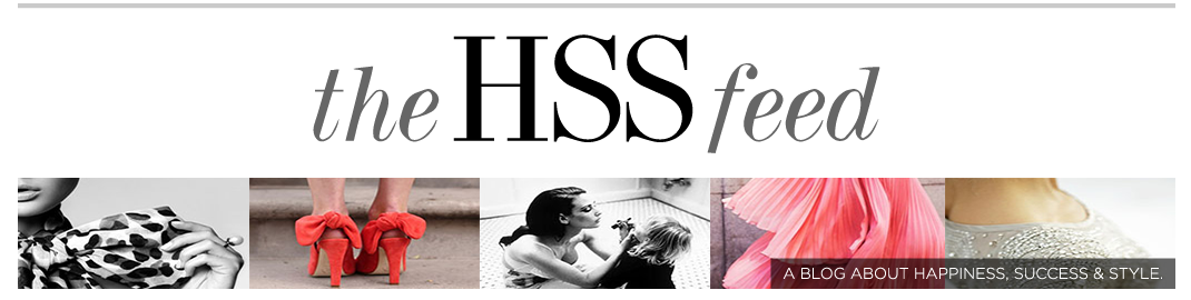 The HSS Feed | Lifestyle Blog | Fashion Blog | Michigan