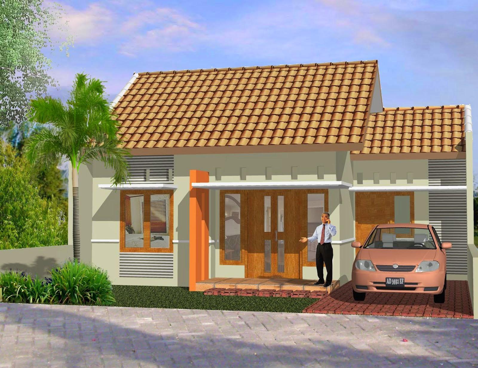 Desain Rumah Minimalis Sederhana Terbaik 5
