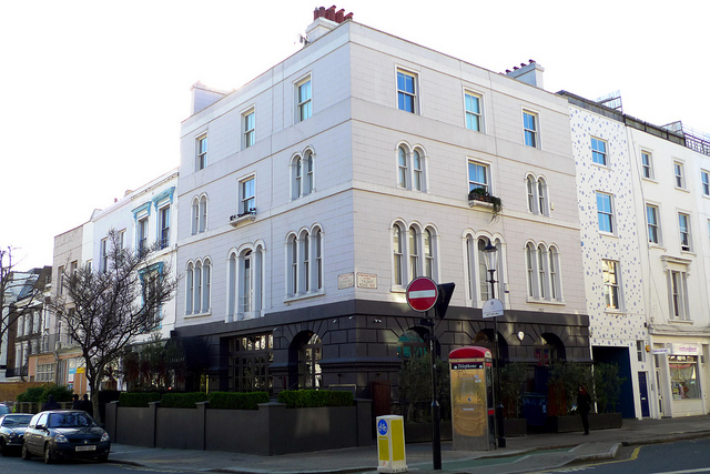 The Ledbury in Notting Hill